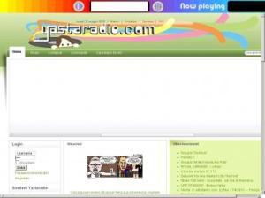 Homepage di Yastaradio