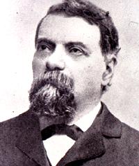 Giovanni Virginio Schiaparelli (1835 - 1910)