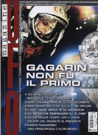 Copertina di UFO Magazine numero 17