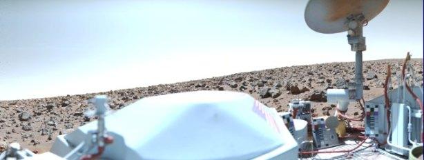 I veri colori di Marte
