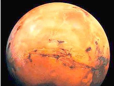 Veri colori di Marte (5/6)