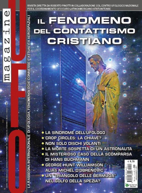 UFO Magazine nunero 20 luglio-agosto 2011