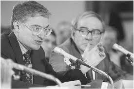 Stanley Pons e Martin Fleischmann