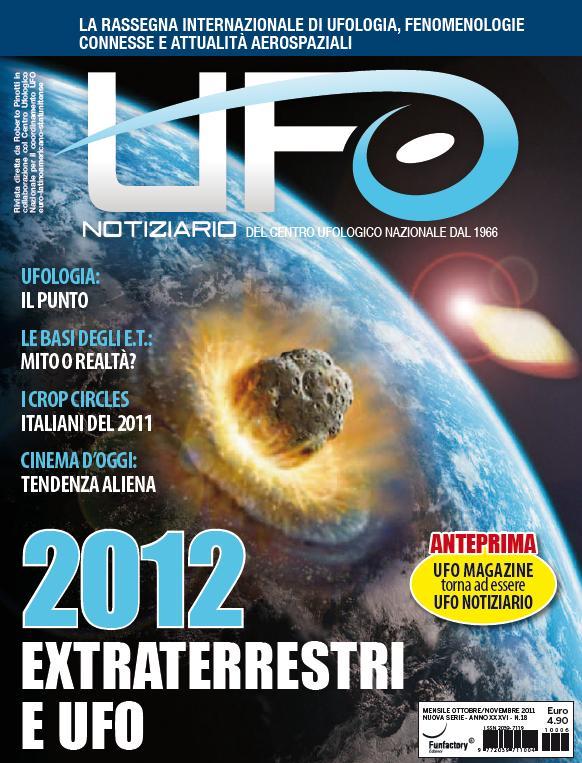 UFO Notiziario - novemmbre 2011