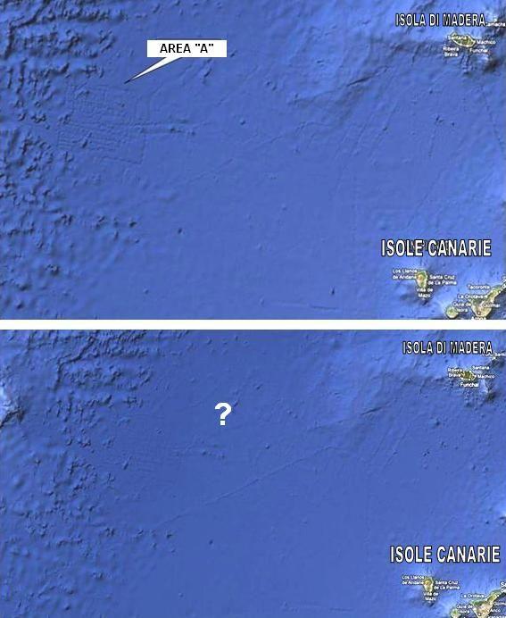 Atlantide prima e dopo