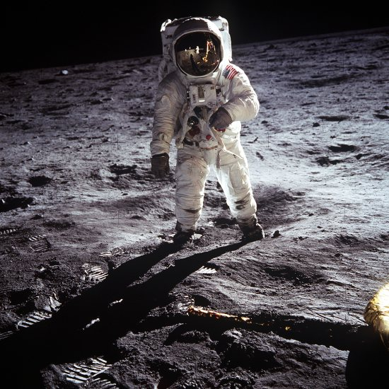 Aldrin Apollo 11 originale