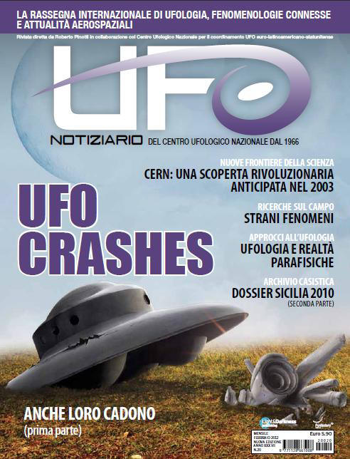 Notiziario UFO marzo 2012