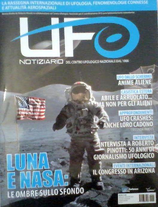UFO Notiziario maggio 2012