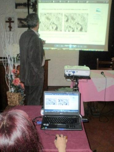 Sotiris Sofias - Convegno internazionale sulla singolarità lunare