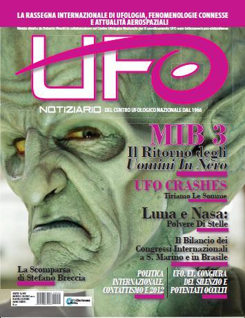 Notiziario UFO giugno 2012