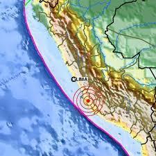 Terremoto in Perù 7 giugno 2012