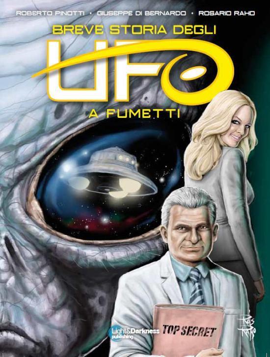 Breve storia degli UFO a fumetti - Roberto Pinotti