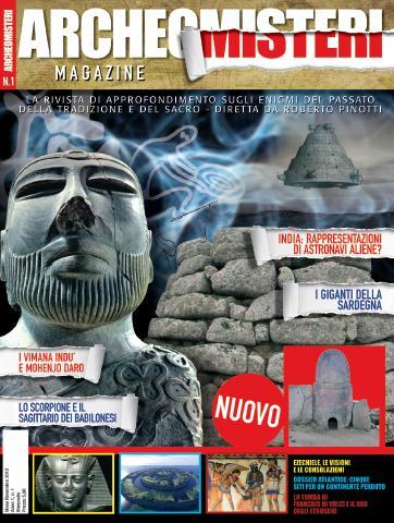 ArcheoMisteri Magazine - febbraio 2013