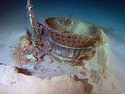 Presunto motore F1 del SaturnoV