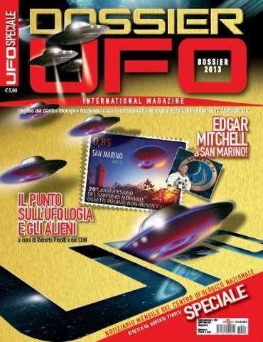 Dossier UFO International Magazine speciale 2013