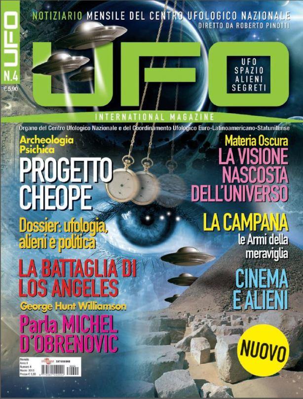 UFO International Magazine marzo 2013
