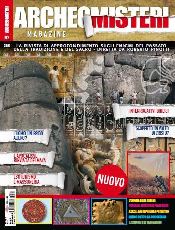 ArcheoMisteri Magazine - aprile 2013