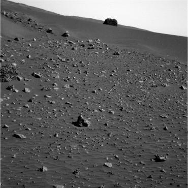 Spirit Panoramic Camera: Sol 728