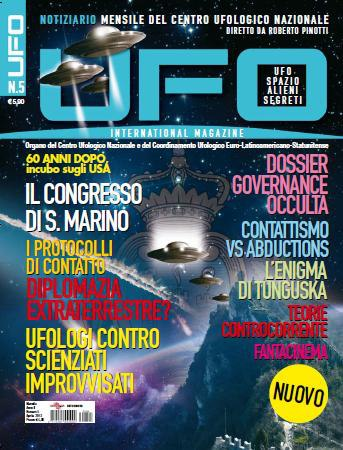 UFO International Magazine – aprile 2013