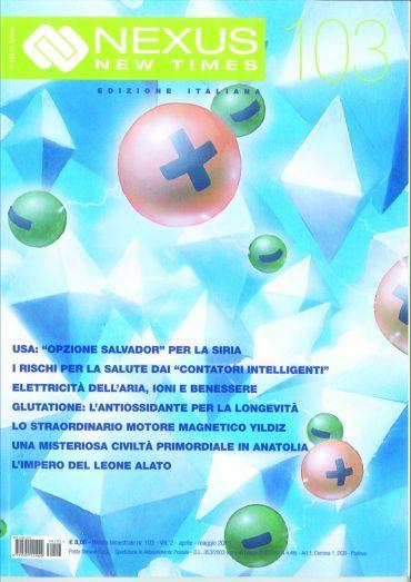 Nexus New Times - edizione italiana, maggio 2013