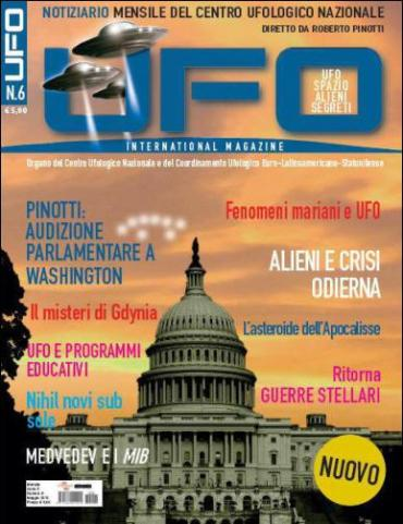 UFO International Magazine - maggio 2013