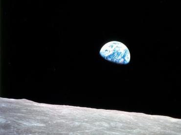Earthrise - 24 dicembre 1968