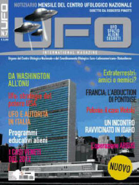 UFO International Magazine - giugno 2013