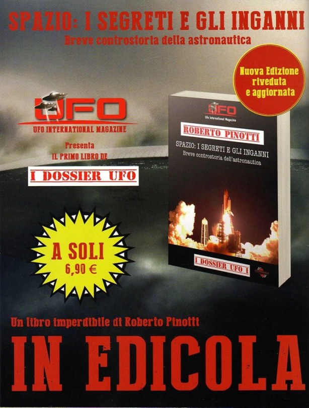 Roberto Pinotti - Spazio: i segreti e gli inganni