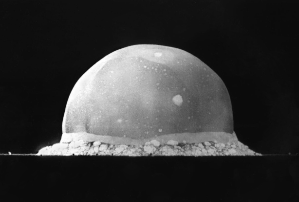 Forma di un'esplosione nucleare