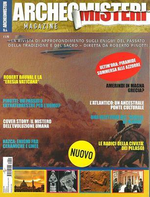 ArcheoMisteri Magazine – ottobre 2013
