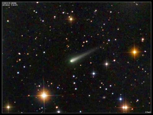"""James McCanney: """"la NASA sta mentendo sulla Cometa ISON"""""""
