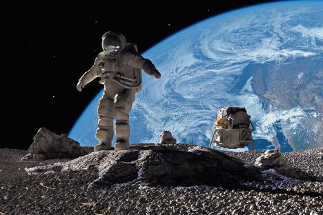 Russia, una base umana sulla Luna