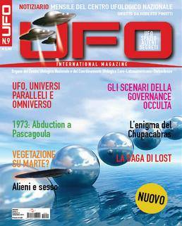 UFO International Magazine - settembre 2013