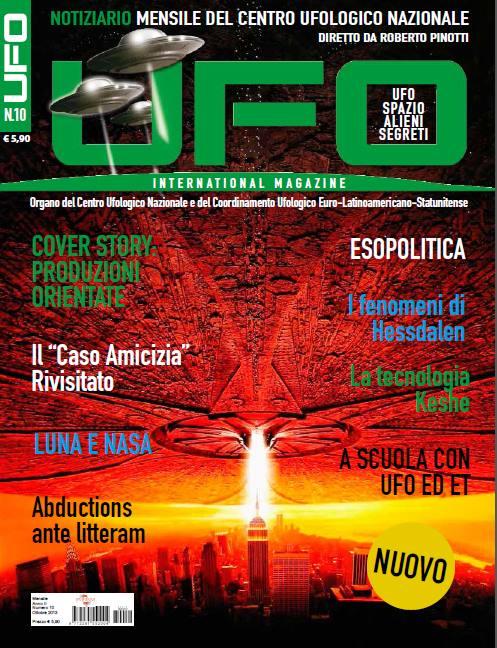 UFO International Magazine - ottobre 2013