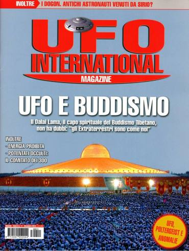 UFO International Magazine – dicembre 2013