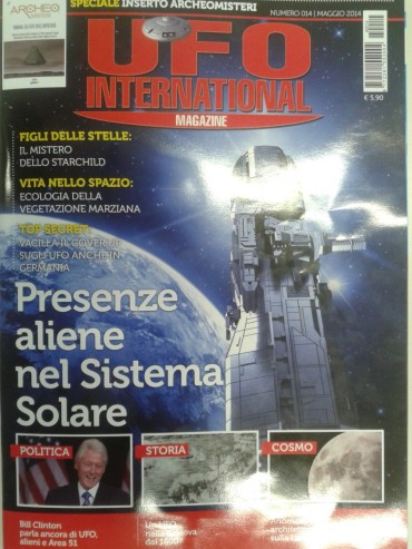 UFO International Magazine – settembre 2013