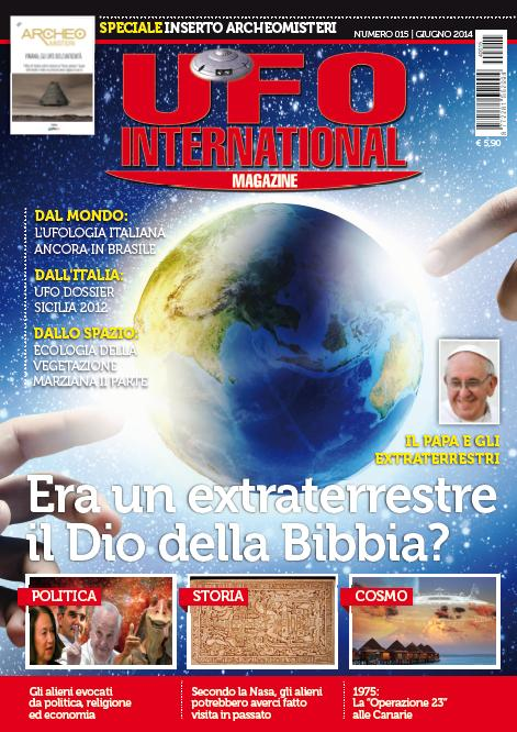 UFO International Magazine - giugno 2014