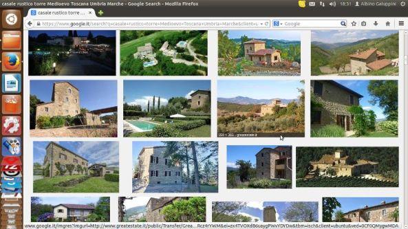 Rustici Casali medioevali Toscana Umbria Marche