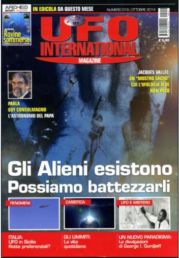 UFO International Magazine - ottobre 2014