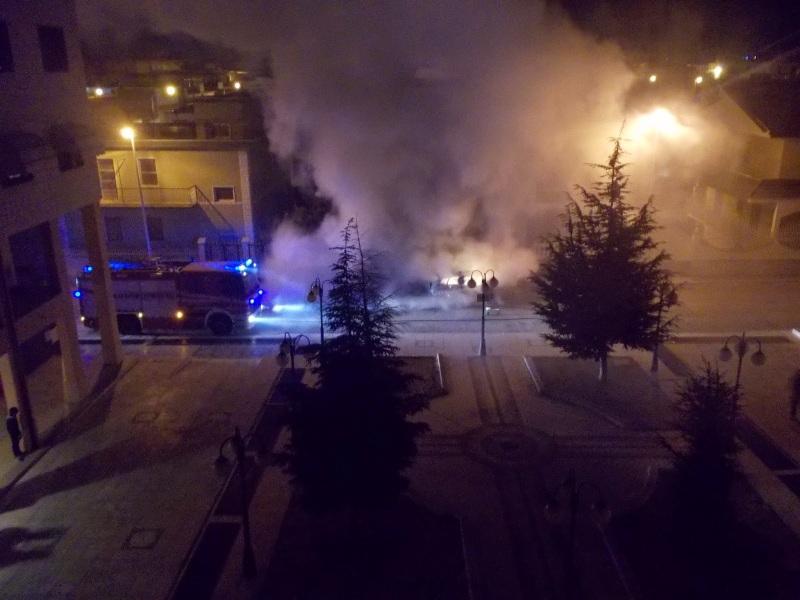 Attentato a Gianni Lannes Italia, 3 novembre 2014, ore 23 circa