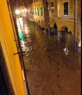 Alluvione a Chiavari 11-11-14