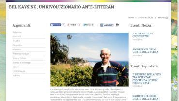 Nexus Edizioni - Bill Kaysing