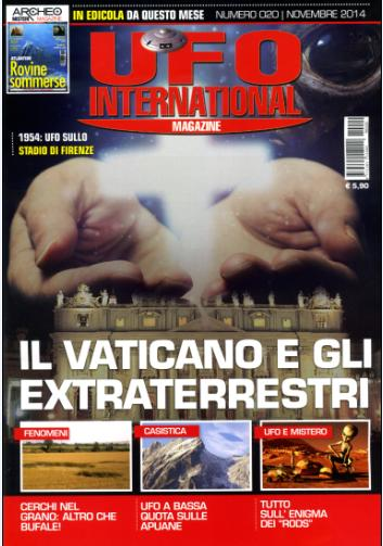 UFO International Magazine - novembre 2014