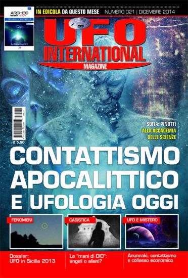 UFO International Magazine - dicembre 2014