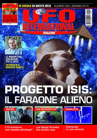 UFO International Magazine – gennaio 2015