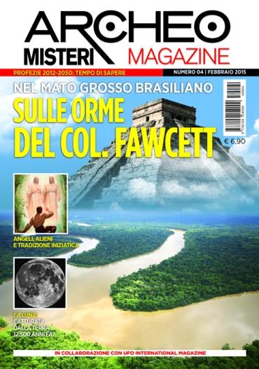 Archeo Misteri Magazine – febbraio 2015