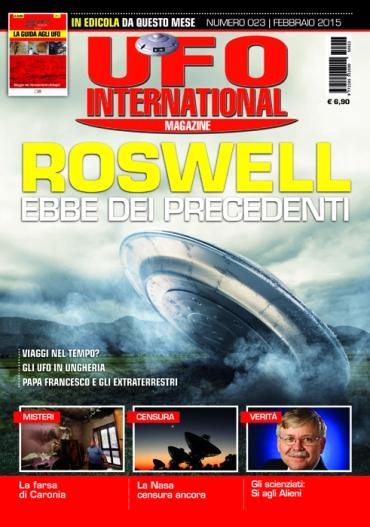 UFO International Magazine – febbraio 2015