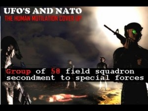 UFOs AND NATO The Human Mutilation Cover Up