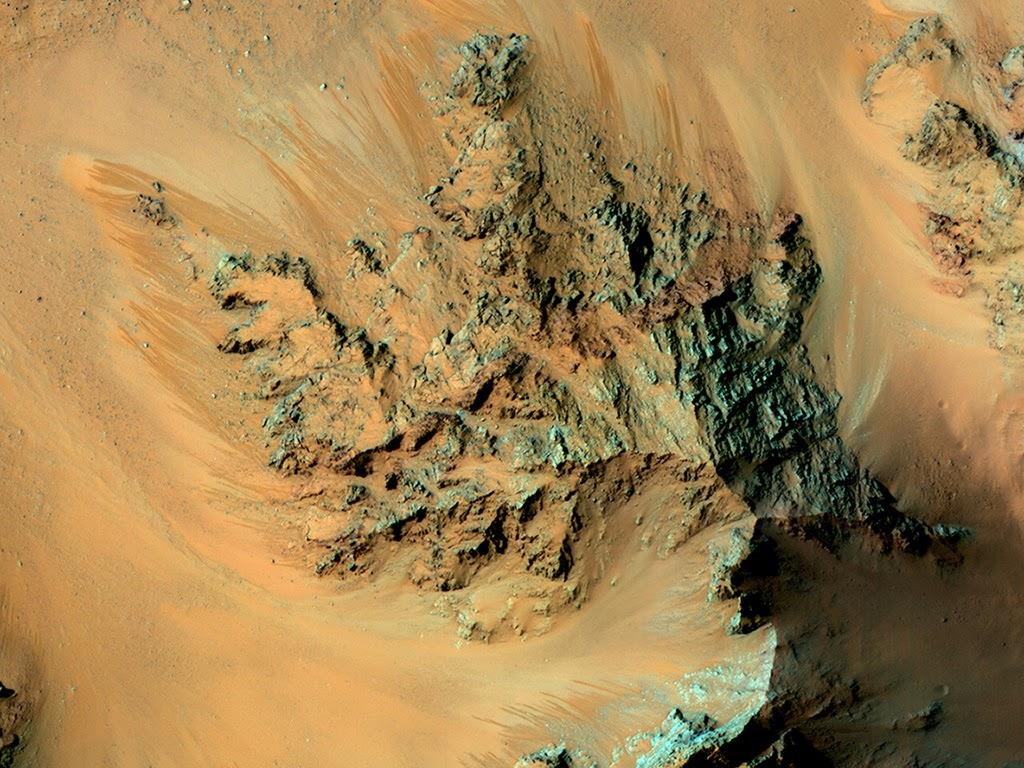 Acqua su Marte