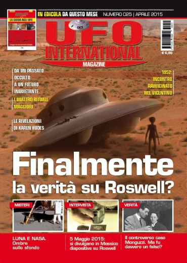 UFO International Magazine - aprile 2015